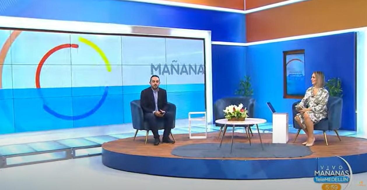Mañanas Telemedellín del 14 de octubre del 2021 – Emisión 6:00 a.m.