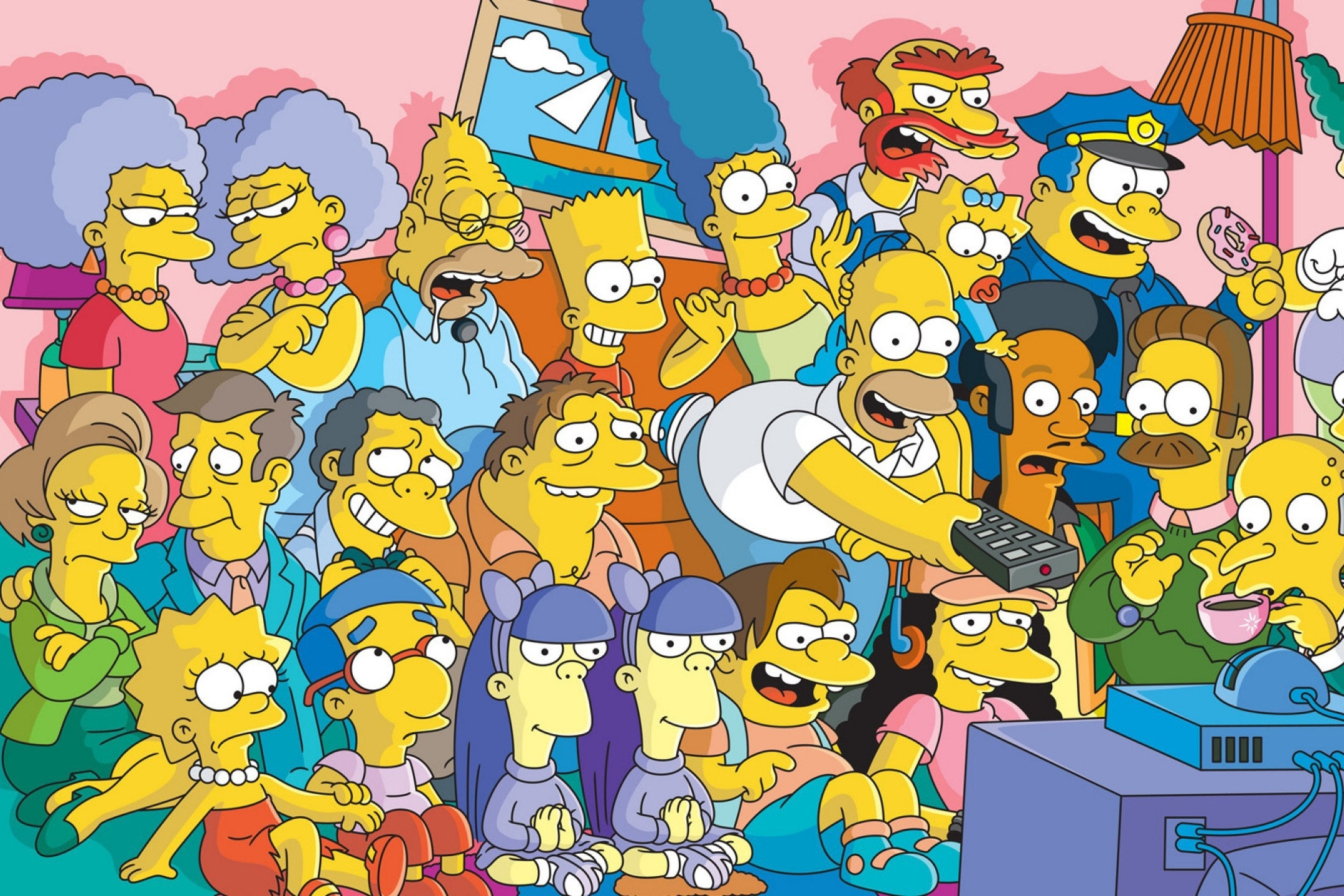 Ofrecen 7.000 dólares por ver todas las temporadas de 'Los Simpson'